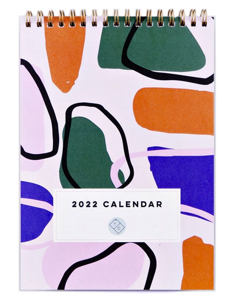 The Completist 2022 Wandkalender