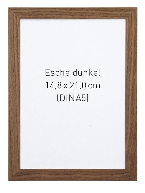 Rahmen Esche Dunkel A5