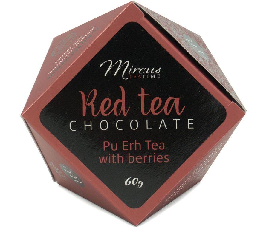 Red Tea Chocolate