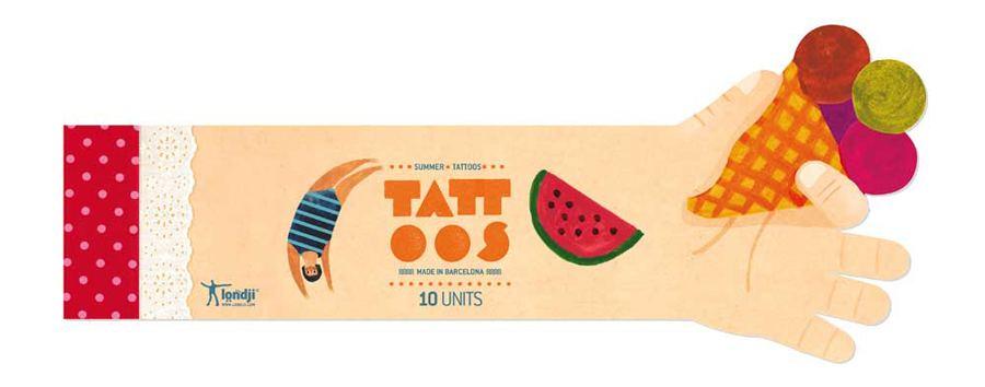 Summer Tattoos