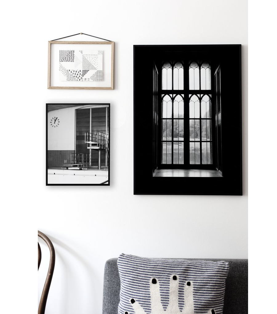 Room with a view Poster (50 x 70 cm)