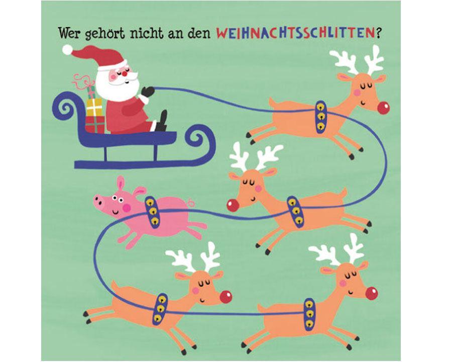 Die bunte Weihnachtszeit - Wo ist der Unterschied?