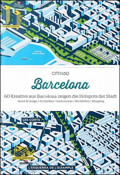 CitiX60 Barcelona (Deutsche Ausgabe)