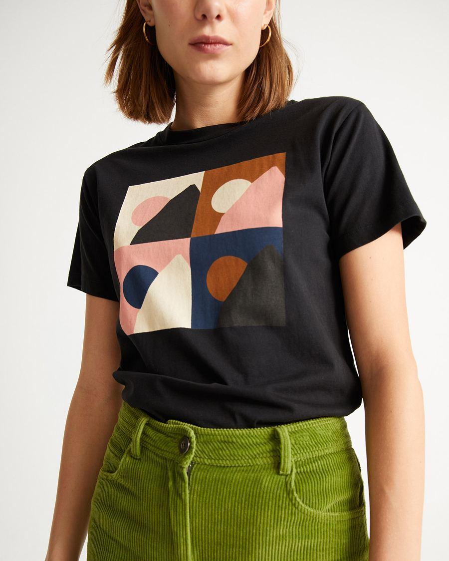 Black Med T-Shirt