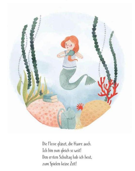 In der Meerjungfrauenschule