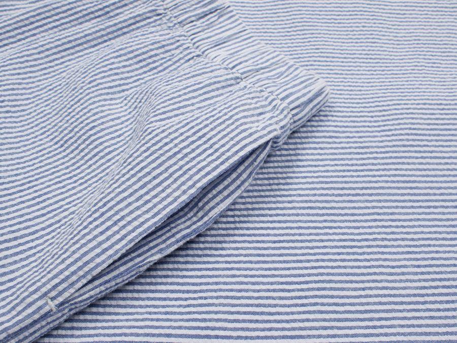Nia Hose Navy Blue White