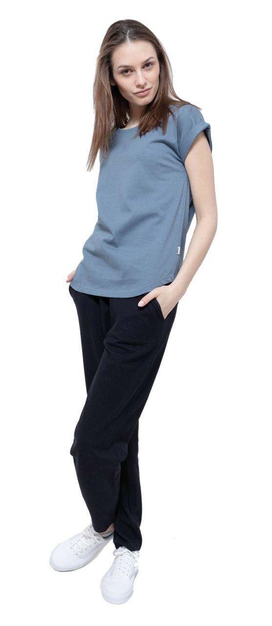 Bell Shirt Blue Mirage