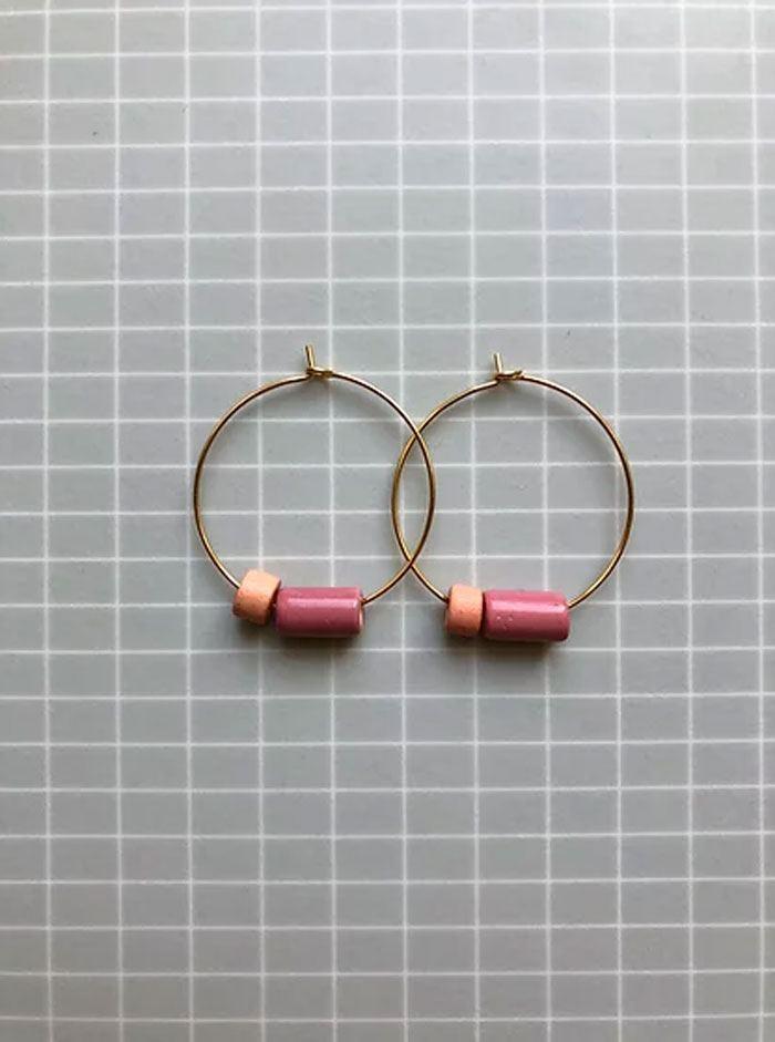 Ohrringe Circle Tilda