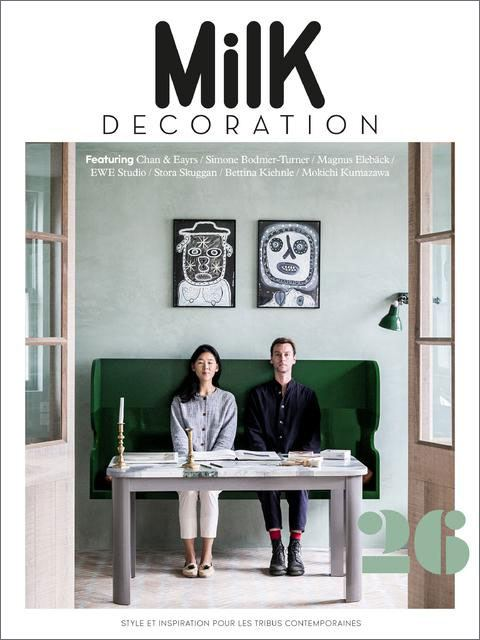 Milk Decoration No. 26