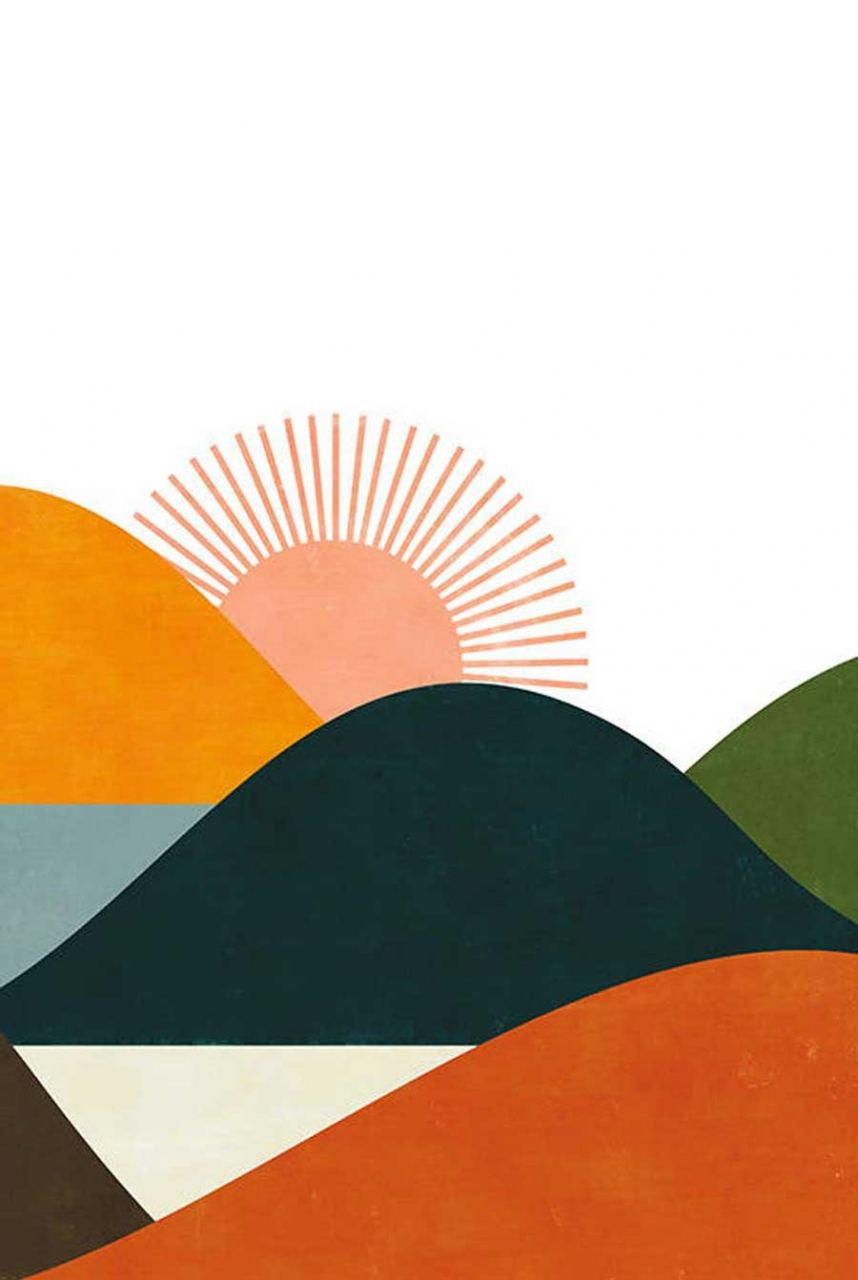 Landscape Print (Din A3+)