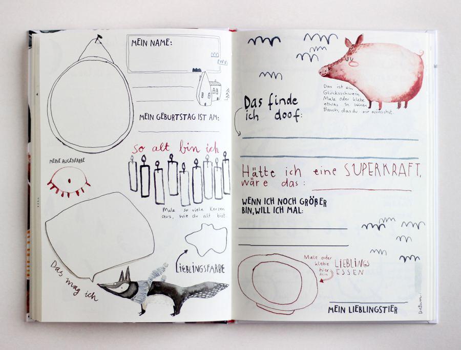 Freundschaftsbuch