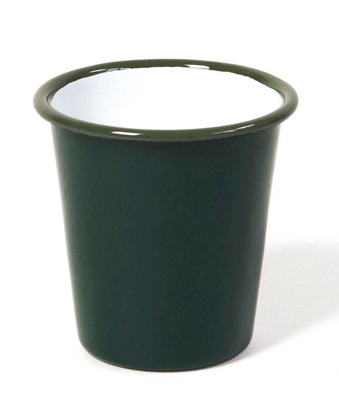 Emaille Becher Samphire Green
