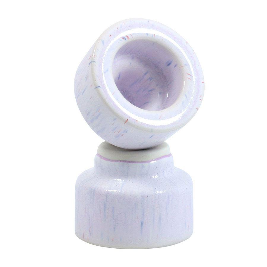 Glow Kerzenhalter Purple Rain