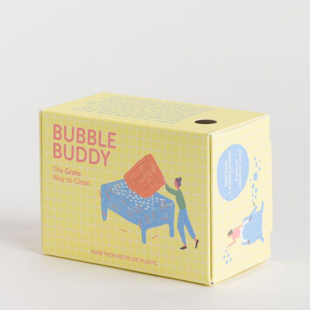 Bubble Buddy Mellow Yellow (inkl.Seife)