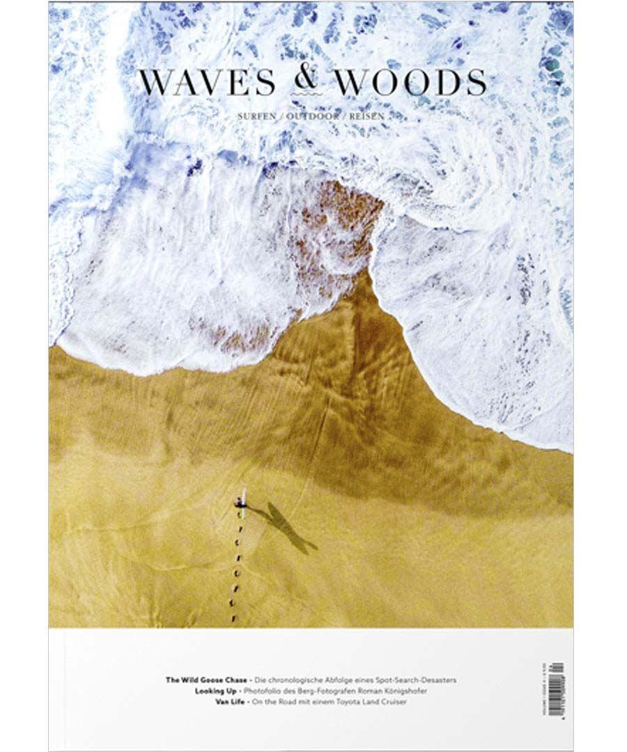 Waves & Woods Magazin #4