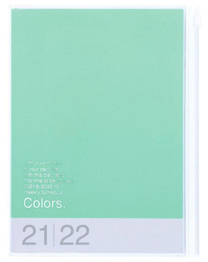 2022 Kalender A5 Storage.it Mint