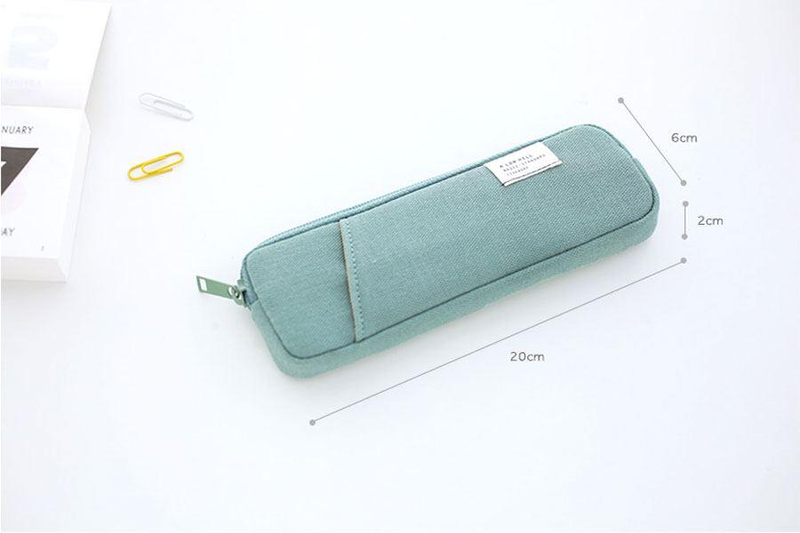 Low Hill Pocket Pencilcase V3 Indipink