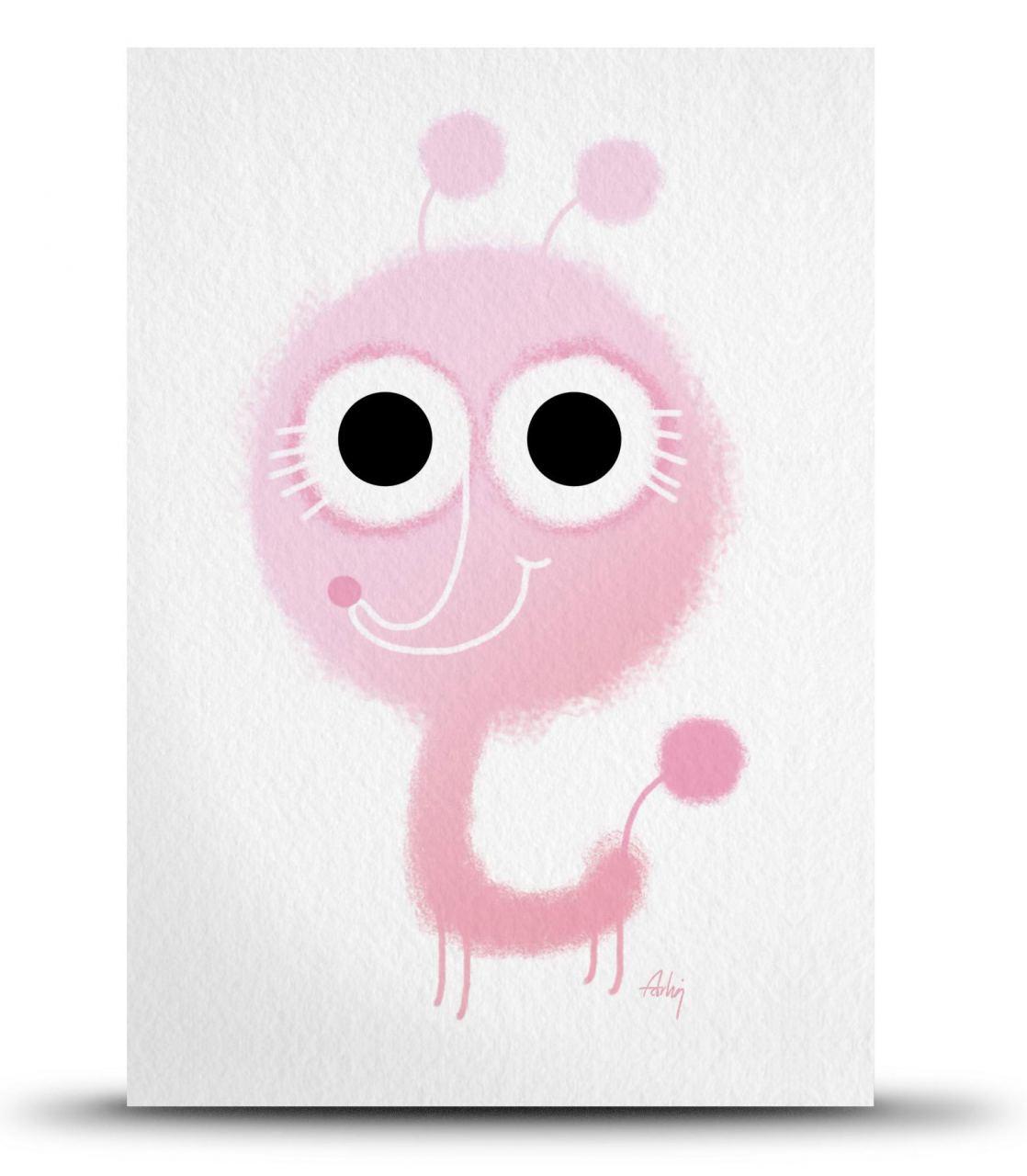 Widget Print Card (A5)