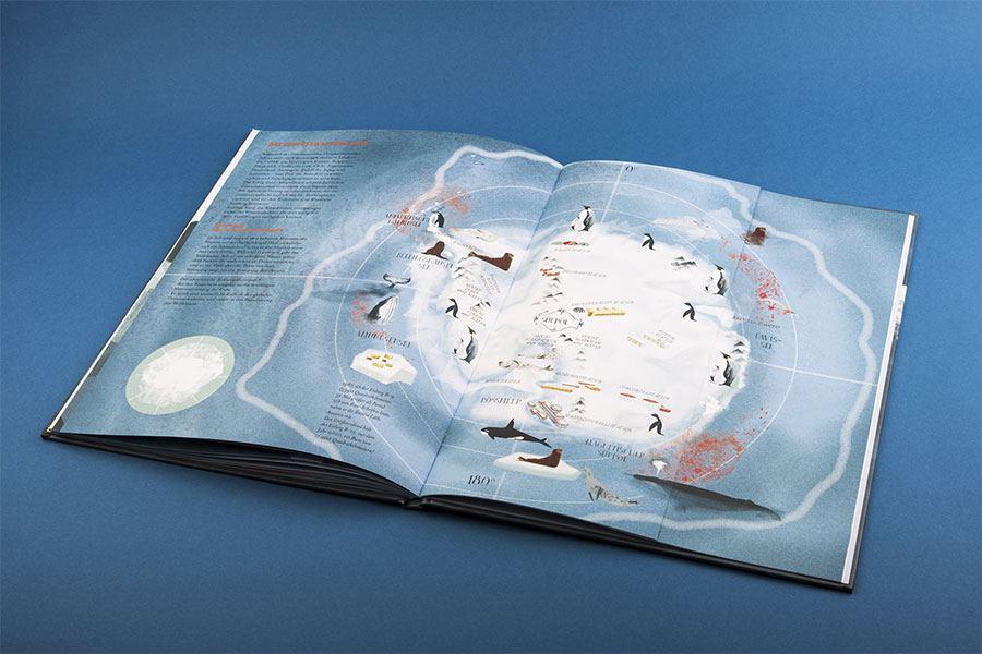 Antarktis - Die Entdeckung eines unbekannten Kontinents