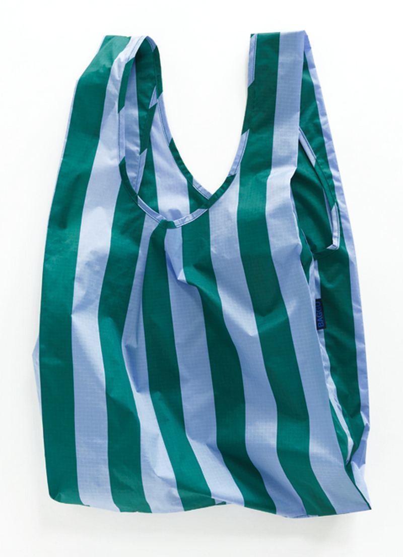 Einkaufsbeutel Periwinkle Stripe