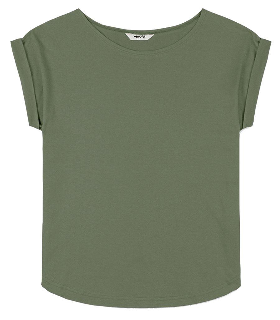 Bell Shirt Jungle Green
