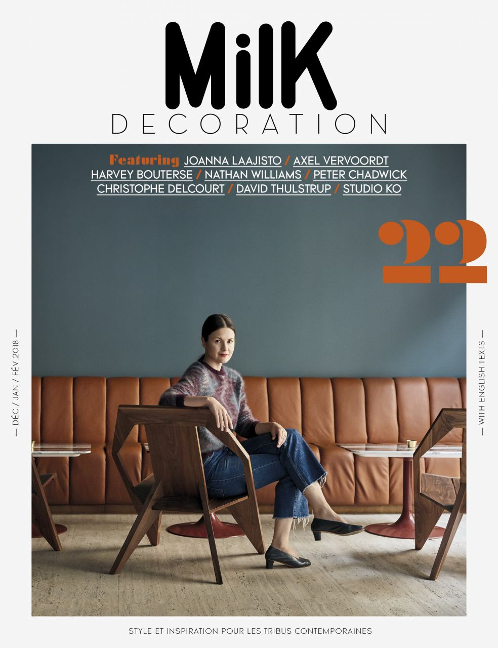 Milk Decoration #22