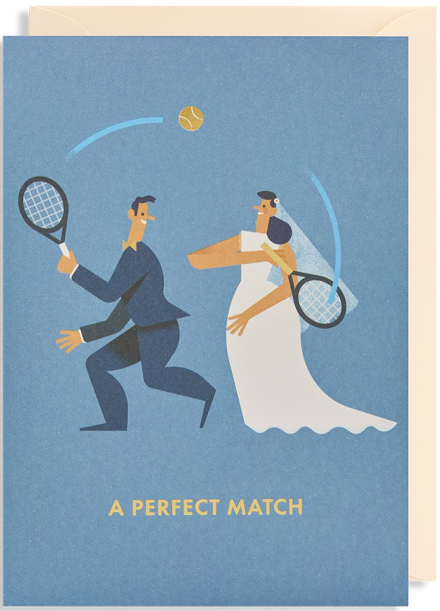 A Perfect Match Karte