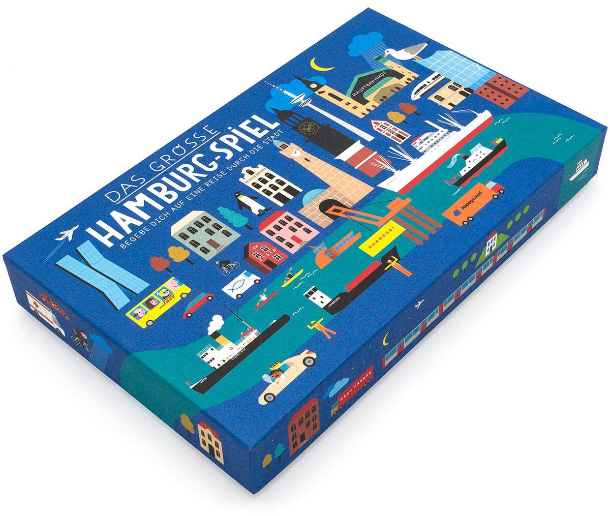 Das große Hamburg-Spiel
