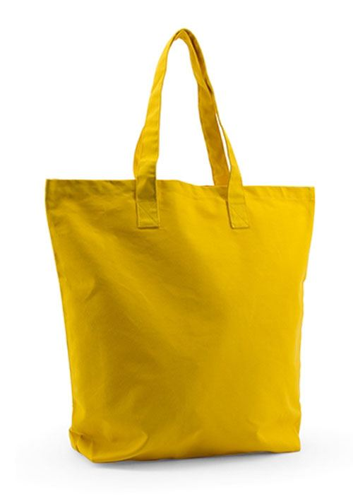 Shopper Baumwolle Sunny Yellow
