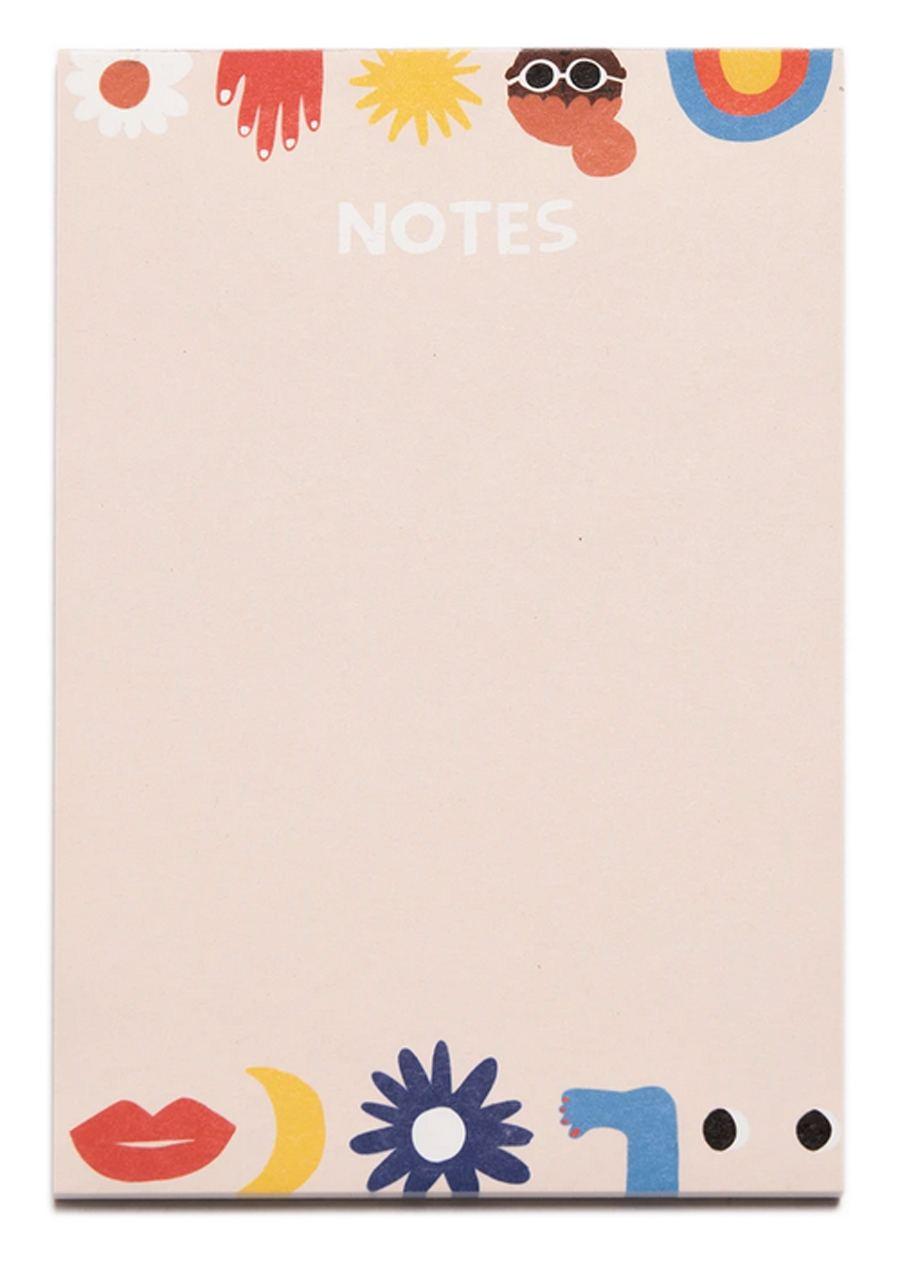 Carolyn Suzuki California Notepad