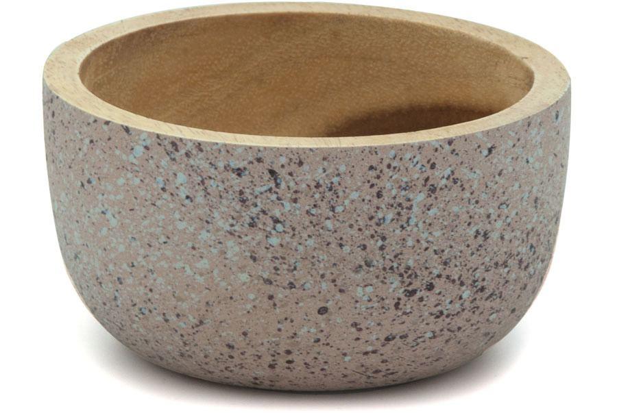Schale Aca Splattered Rozy/Aubergine (ø11cm)
