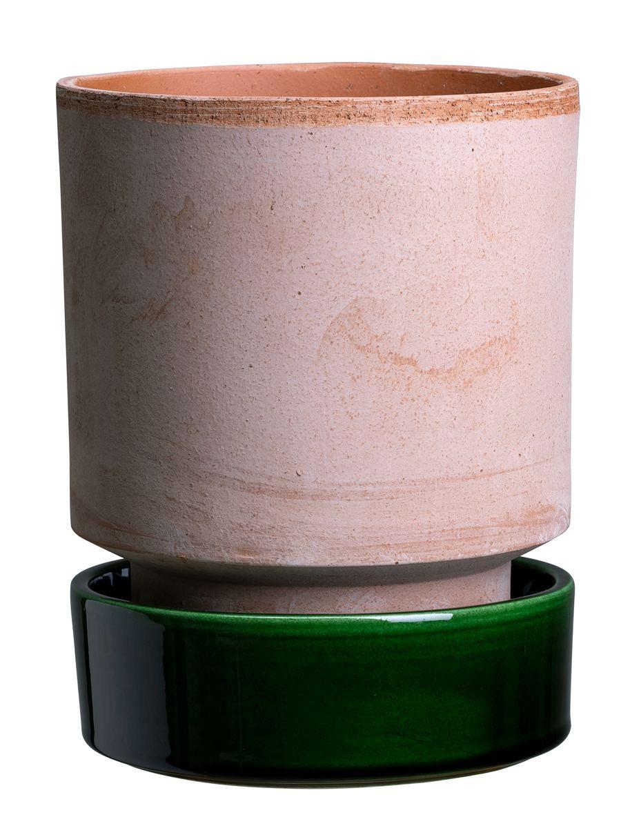 Hoff Pot Set Rosé Emerald Green (2 Größen)
