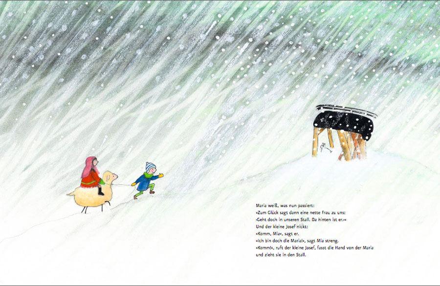 Unsere eigene Weihnachtsgeschichte