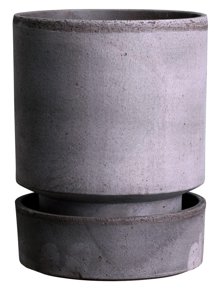Hoff Pot Set Grau (2 Größen)