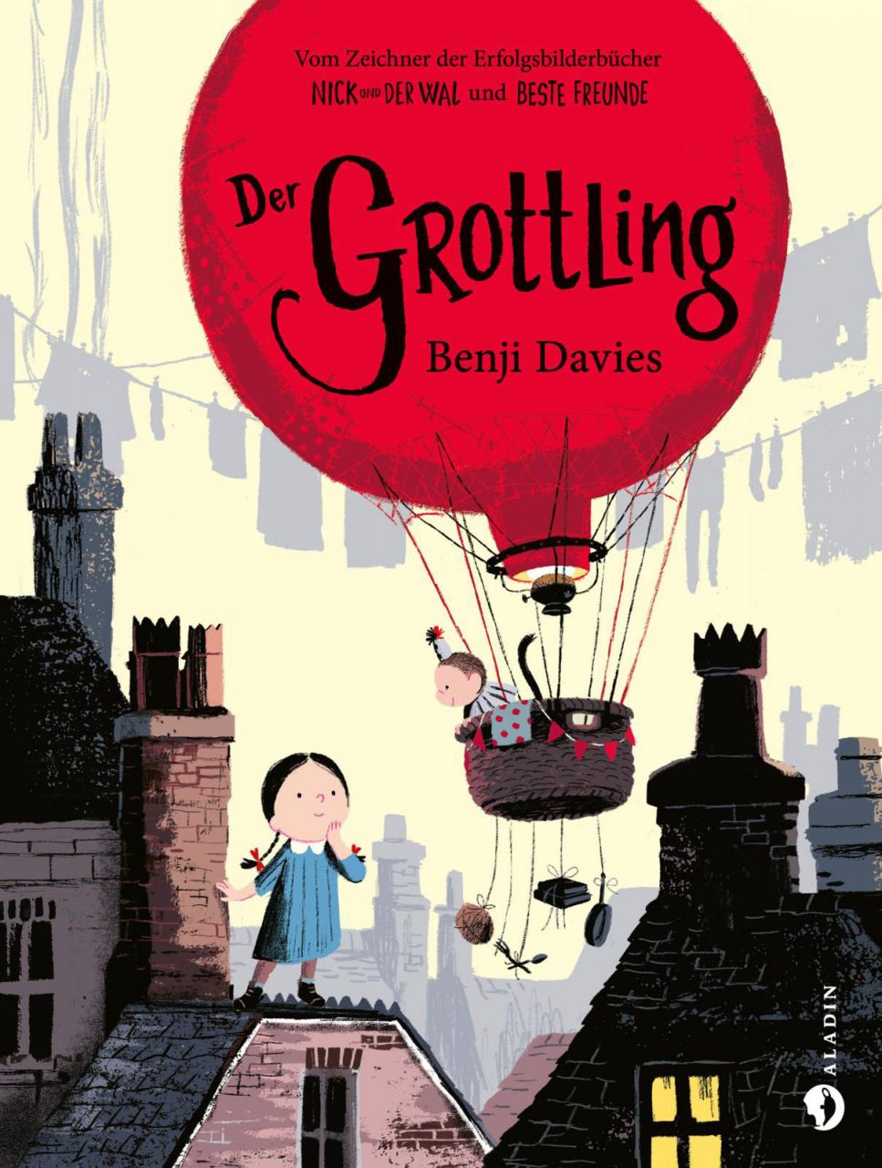 Benji Davies: Der Grottling