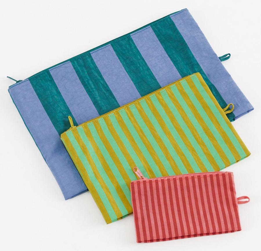 Go Pouch Afternoon Stripes (verschied. Größen)