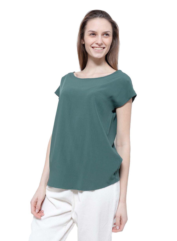 Melvin Shirt Bottle Green