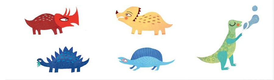 Dinosaurs Tattoos