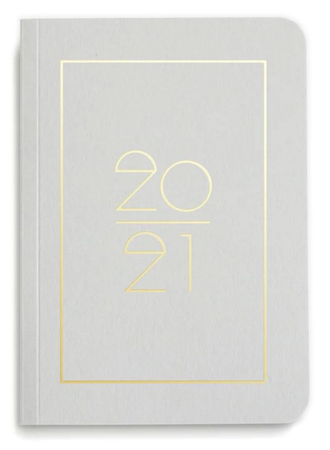 Pocket Planner 2021 Grey