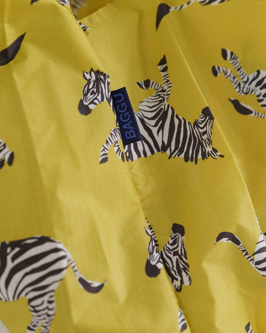 Einkaufsbeutel Ochre Zebra