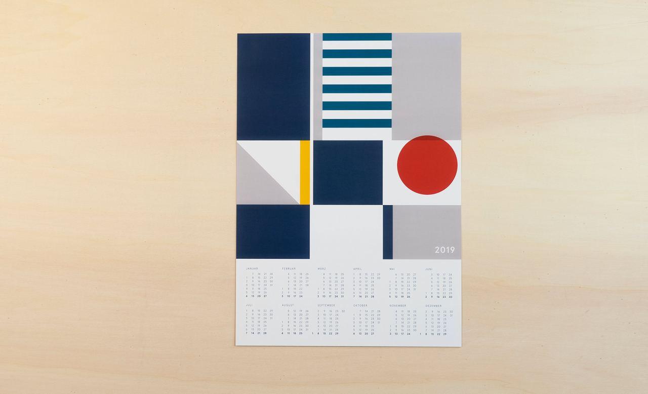 Kalender 2019 Seezeichen 1