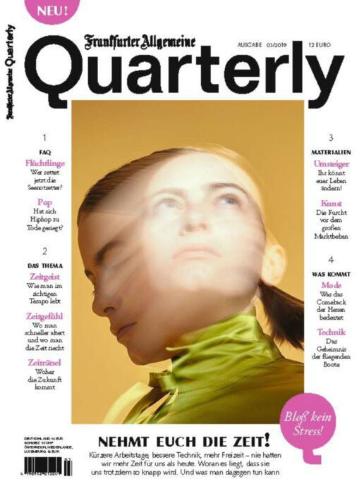 F.A Quarterly 03/2019