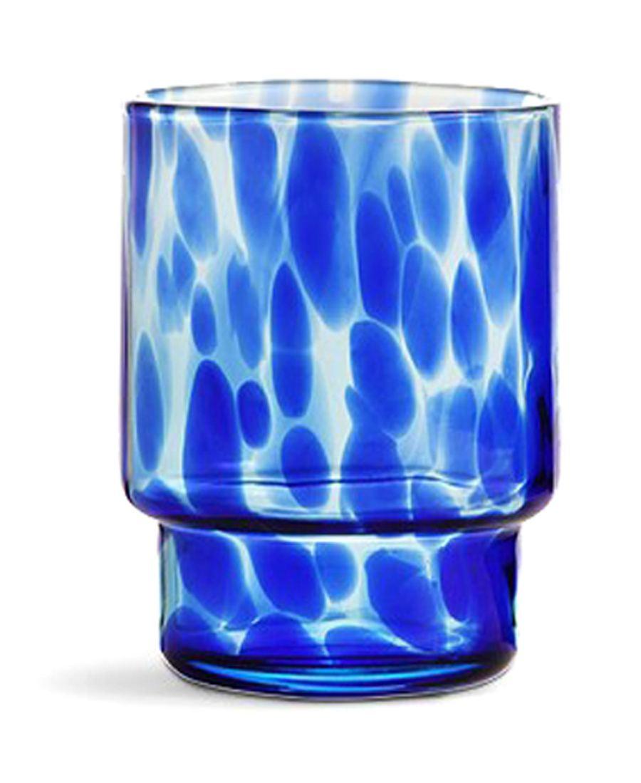 Trinkglas Tortoise Blue