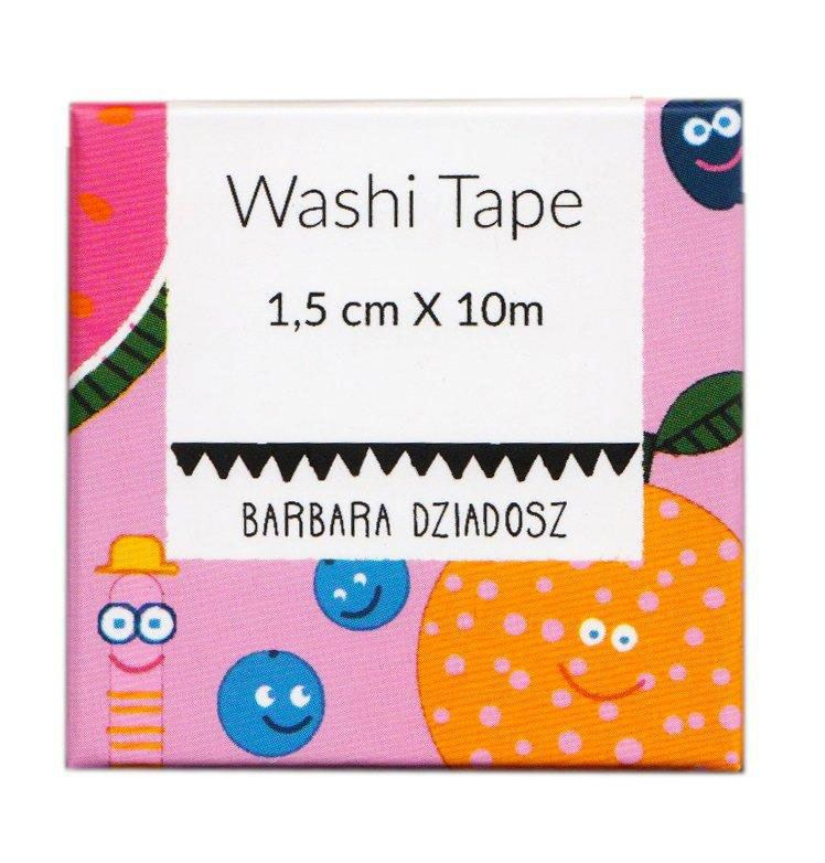 Fruits Washi Tape