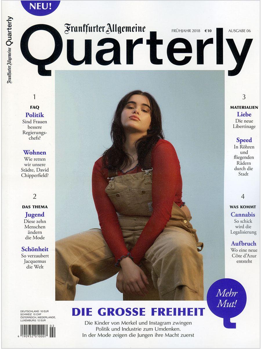F.A Quarterly #6