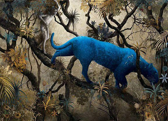 Die Dschungelbücher - Meisterhafte Illustrationen von Gabriel Pacheco