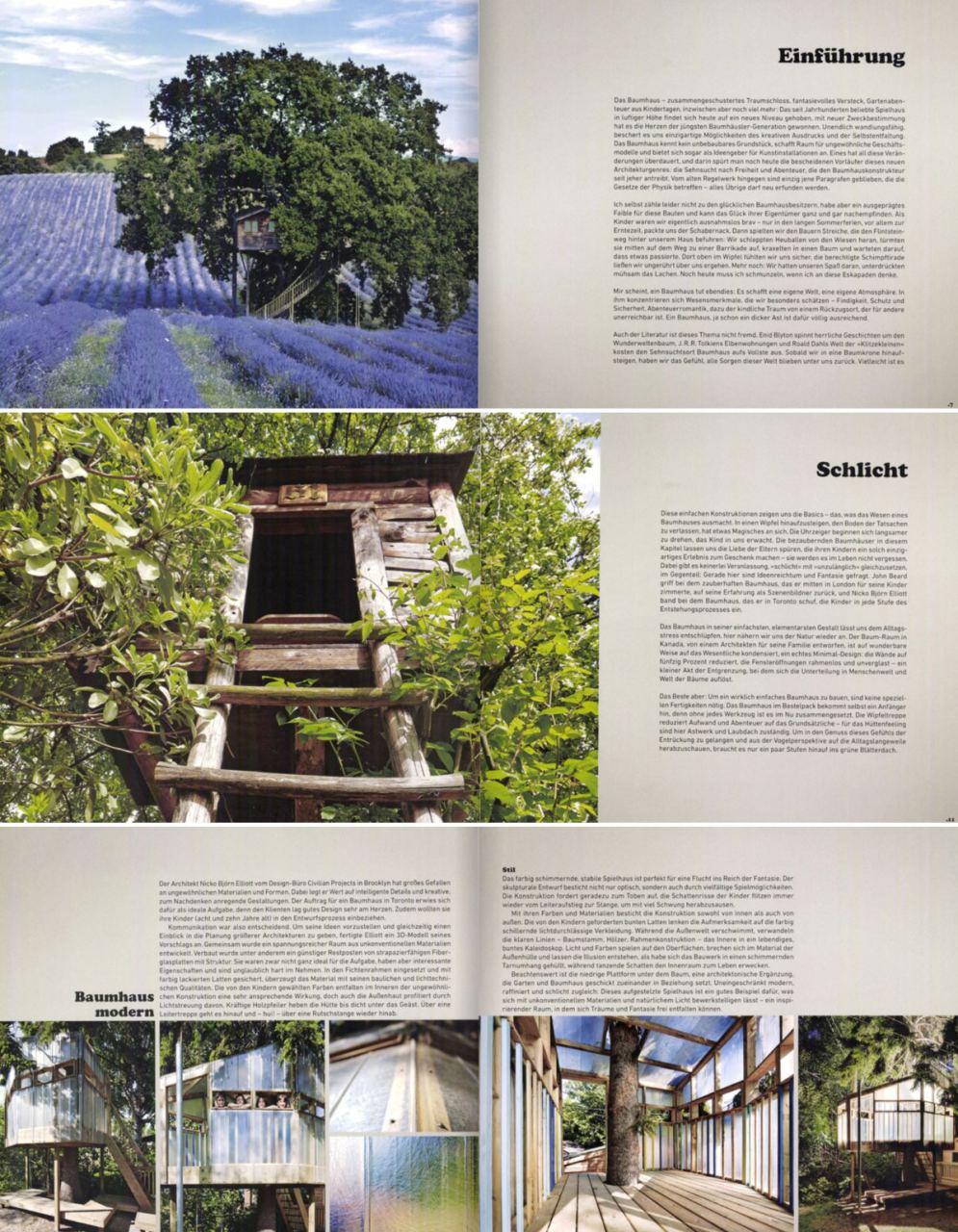 Mein himmlisches Baumhaus