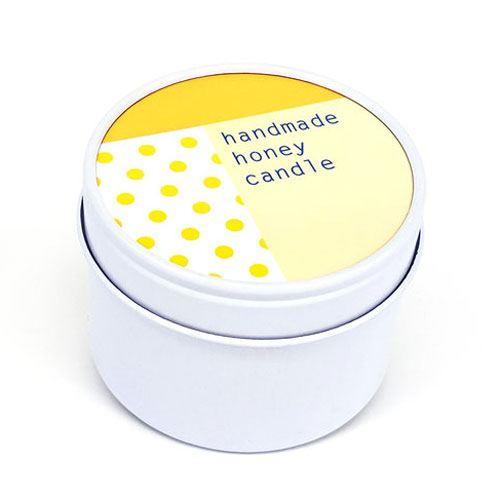 Honey Kerze