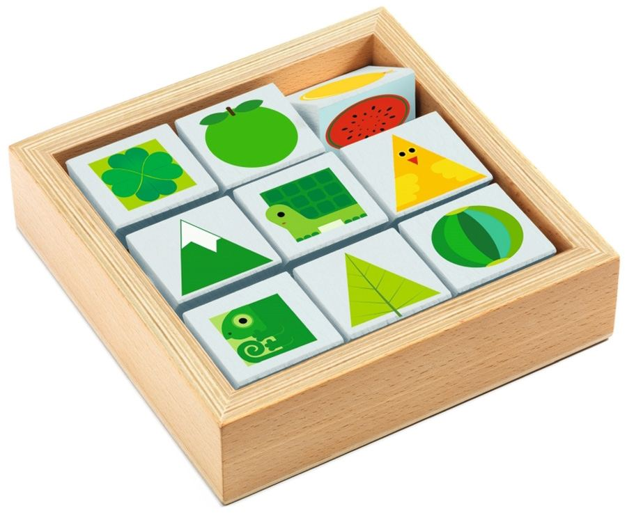 Montesorri Lernspiel TriBasic