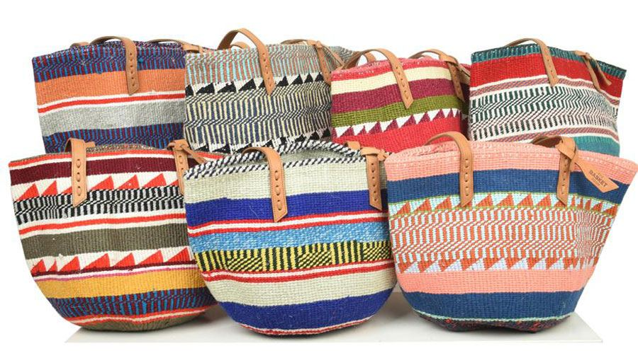 The Nifty Knit Basket Bag